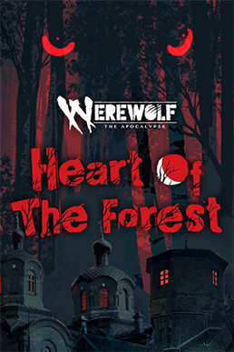 Werewolf: The Apocalypse – Heart of the Forest - Wikipedia