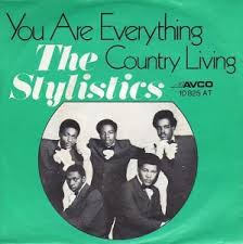You Are Everything 1971 single by The Stylistics