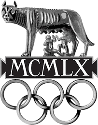 1960 Summer Olympics Games of the XVII Olympiad, celebrated in Rome in 1960