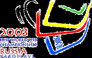 2003 IIHF World U18 Championships