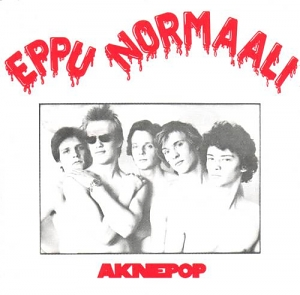 <i>Aknepop</i> 1978 studio album by Eppu Normaali