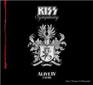<i>Kiss Symphony: Alive IV</i> 2003 live album by Kiss