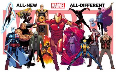 marvel comics reboot 2015