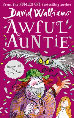 Image result for awful auntie saxby hall orphanage