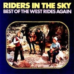<i>Best of the West Rides Again</i> 1989 greatest hits album by Riders in the Sky