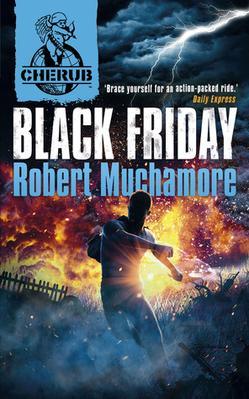 The Secret Language >> Black Friday (Muchamore novel) - Wikipedia