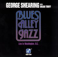 <i>Blues Alley Jazz</i> 1980 live album by George Shearing