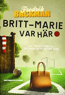 Picture of a book: Britt-Marie Was Here