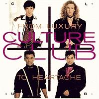 <i>From Luxury to Heartache</i> 1986 studio album by Culture Club