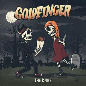 <i>The Knife</i> (Goldfinger album) 2017 studio album by Goldfinger
