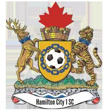 Hamilton City Soccer Club Canadian association football team