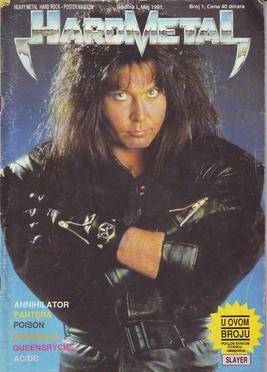 Hard Metal Magazine Wikipedia