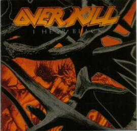 <i>I Hear Black</i> 1993 studio album by Overkill