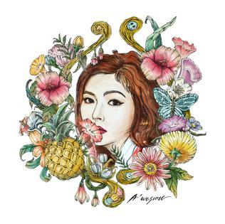 Resultado de imagem para hyuna a'wesome