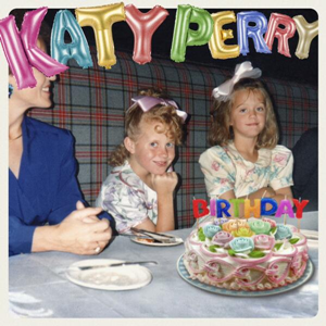 Katy Perry — Birthday (studio acapella)
