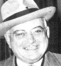 Lawrence Mangano American mobster