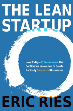 Picture of a book: The Lean Startup