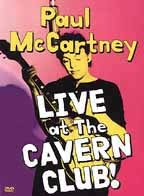 Live at the Cavern Club artwork