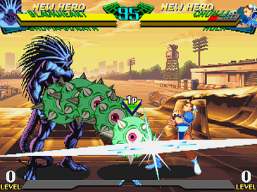 Marvel Super Heroes vs  Street Fighter - Wikiwand