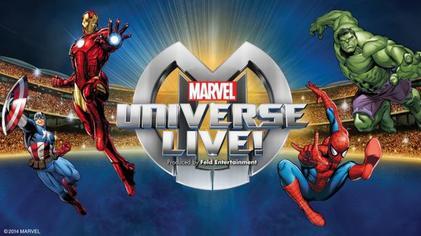 Marvel Universe Live! - Wikipedia