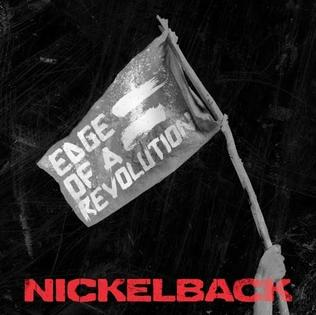 Nickelback — Edge of a Revolution (studio acapella)