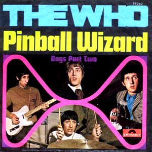 Pinball Wizard single