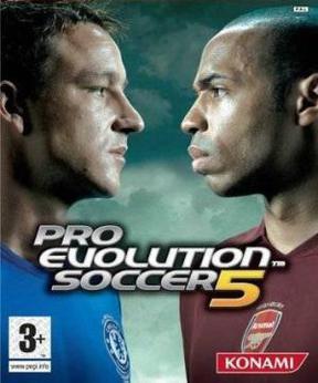 Pro Evolution Soccer 5 / PES 5