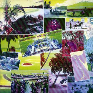 <i>Prospectus</i> (album) 1983 live album by Steve Lacy Seven
