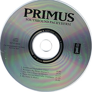 Southbound Pachyderm 1995 single by Primus