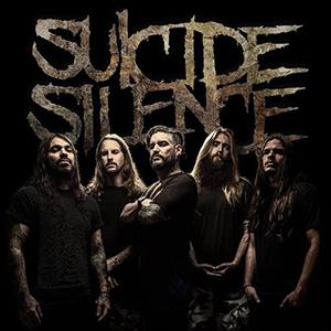 <i>Suicide Silence</i> (album) 2017 studio album by Suicide Silence