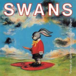 <i>White Light from the Mouth of Infinity</i> Studio album by American experimental rock band Swans