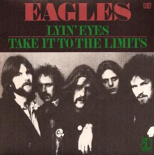 翻唱歌曲的图像 Take It to the Limit 由 Eagles