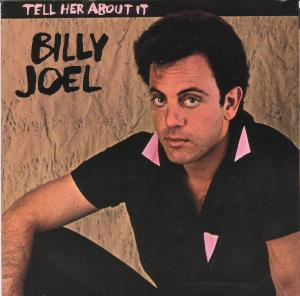Billy Joel — Tell Her About It (studio acapella)