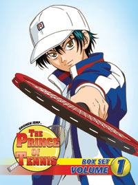 <i>The Prince of Tennis</i> (seasons 1 and 2)