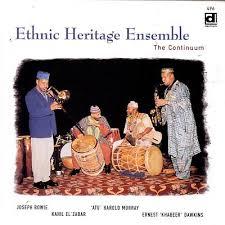 <i>The Continuum</i> (album) 1997 studio album by Ethnic Heritage Ensemble