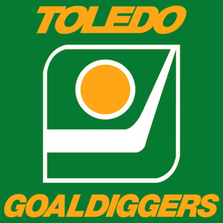 Toledo Goaldiggers ice hockey team from Toledo, Ohio