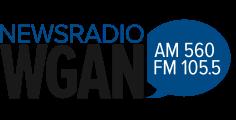 WGAN News/talk radio station in Portland, Maine