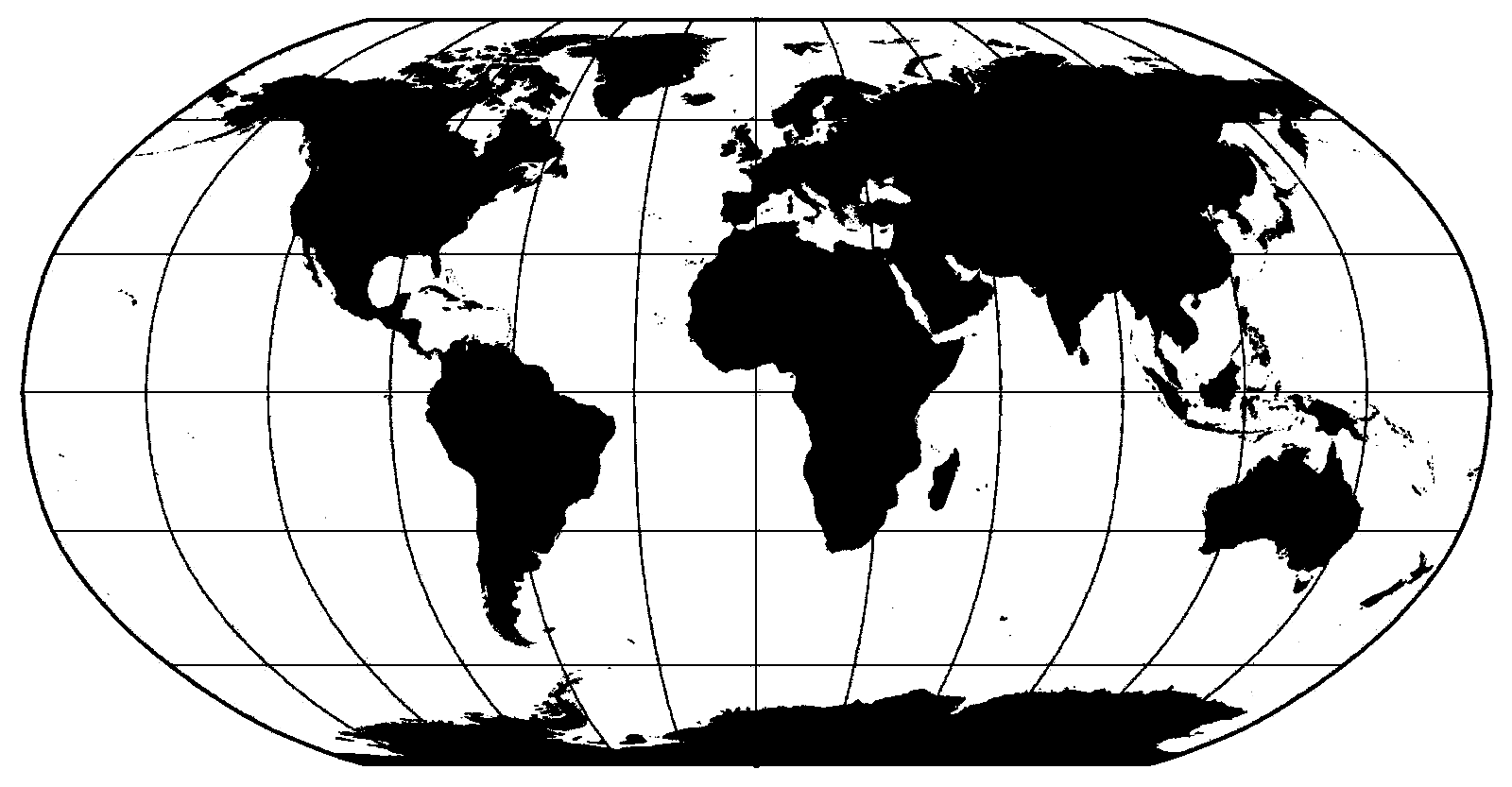 FileWorld map blackpng Wikipedia – Map World Black