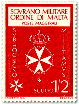 Postage Stamps And Postal History Of The Sovereign Military