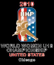 2010 IIHF World Womens U18 Championship 2010 edition of the IIHF World Womens U18 Championship