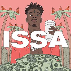 <i>Issa Album</i> 2017 studio album by 21 Savage