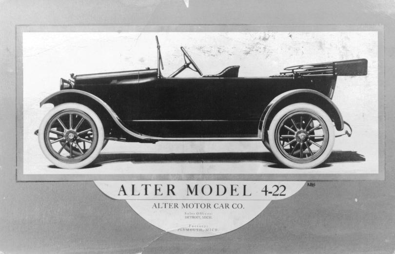 Allen 1913 philadelphia automobile for Motor vehicle philadelphia pa