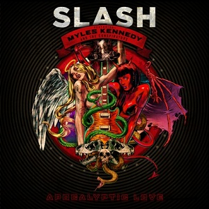 <i>Apocalyptic Love</i> 2012 studio album by Slash featuring Myles Kennedy and The Conspirators