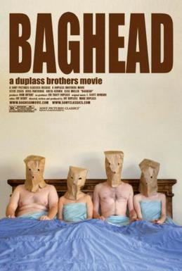 Baghead (2008) movie poster