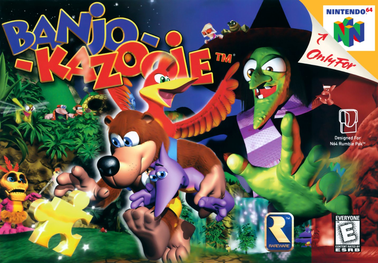 [Image: Banjo_Kazooie_Cover.png]