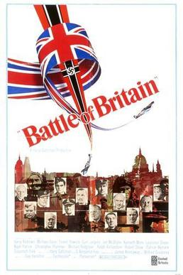 Battle of Britain (1969) movie poster