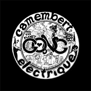 <i>Camembert Electrique</i> 1971 studio album by Gong