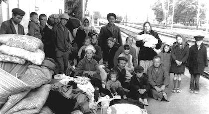 Deportation Of The Crimean Tatars