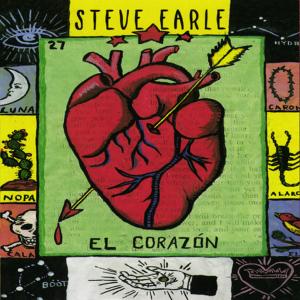 <i>El Corazón</i> (Steve Earle album) 1997 studio album by Steve Earle