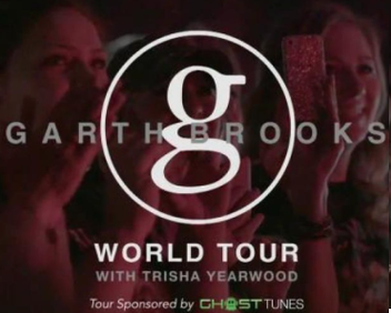 Garth brooks tour dates